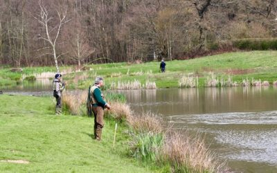 Penshurst Fly fishing Catch Report April 2019