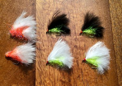 Straggle Cat size 10 Lures